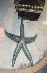 Starfish 35cm - Bronze (JR 140086)