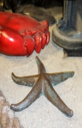 Starfish 50cm - Bronze (JR 140087)