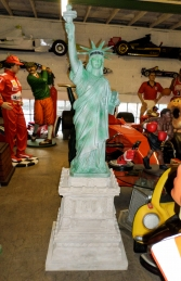 Statue of Liberty 6ft (JR 130049) - Thumbnail 01