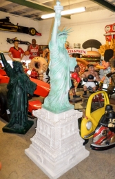 Statue of Liberty 6ft (JR 130049) - Thumbnail 03
