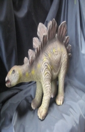 Stegosaurus 1ft high (JR 2418) - Thumbnail 02