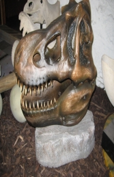 T Rex Skull Head (JR 2440) - Thumbnail 01