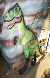 T Rex Wall Decor (JR 140027) - Thumbnail 01