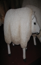 Texelaar Sheep head up - Small (JR 120021)	 - Thumbnail 01