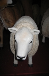 Texelaar Sheep head up - Small (JR 120021)	 - Thumbnail 02