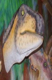 Theropod Head Wall Decor (JR 180097) - Thumbnail 02