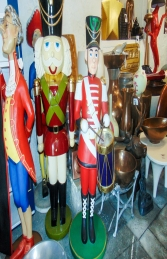 Toy Soldier with Trumpet 6ft (JR S-029)