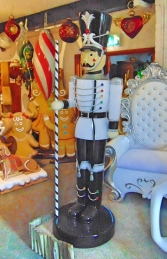 Toy Soldier with Baton 6.5ft (JR 140006SB) - Thumbnail 01
