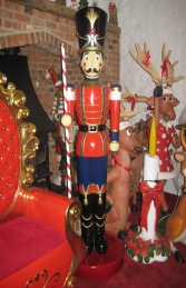 Toy Soldier with Baton 6.5ft (JR 140006)
