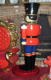 Toy Soldier with Baton 6.5ft (JR 140109)  - Thumbnail 02