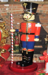 Toy Soldier with Baton 6.5ft (JR 140006B)  - Thumbnail 03