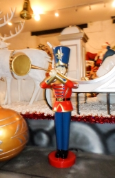 Toy Soldier with Trumpet 4ft (JR 140009)
