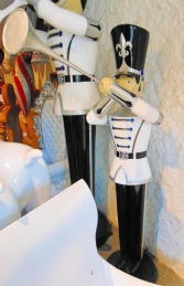 Toy Soldier with Trumpet 6ft (JR 140007WSB) - Thumbnail 02