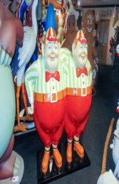 Tweedledum and Tweedledee (JR 170116)