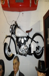 Vintage Bike Wall Decor ( JR DF6420) - Thumbnail 01