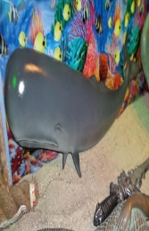 Whale Wall Decor (JR 150033) - Thumbnail 02