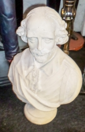 William Shakespeare Bust 1.5ft  (JR 090027) - Thumbnail 03