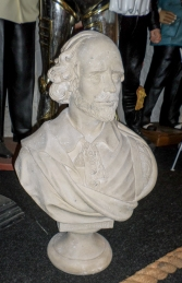 William Shakespeare Bust 1.5ft  (JR 090027)