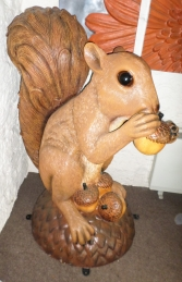 Squirrel - Large (JR 150347) - Thumbnail 02