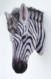 Zebra Head - Furry (JR 2116) - Thumbnail 01