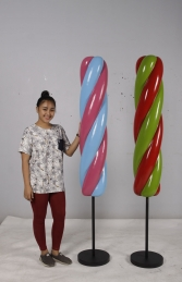 Twist Popsicle - JR 190008BP 6ft  - Thumbnail 03