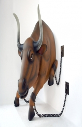 Bull in Chains (JR 2464)