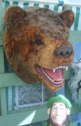 Bear Head Furry (JR 2110) - Thumbnail 01