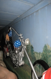 Chopper Wall Decor 7ft (JR DF6400) - Thumbnail 03