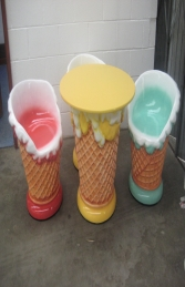 Ice Cream Furniture Set (JR MAX003) - Thumbnail 01