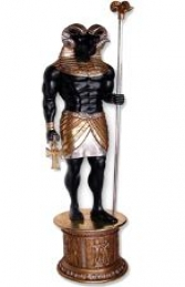 Khnum with detachable base 8FT (JR TOS069) - Thumbnail 01