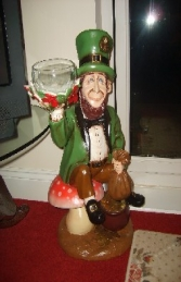 Leprechaun with Candy Pot (JR ST5166) - Thumbnail 01