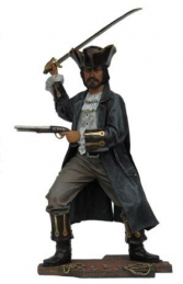 Smuggler, Buccaneer Pirate, Highwayman 6ft (JR 2494) - Thumbnail 02