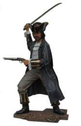 Smuggler, Buccaneer Pirate, Highwayman 6ft (JR 2494)