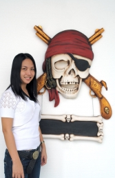 Pirate Wall Decor - Guns (JR EX) - Thumbnail 02