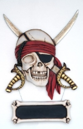 Pirate Wall Decor - Swords (JR EY)