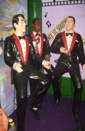 Rat Pack - Set of 3 Life-size Figures (JR SETRP-6) - Thumbnail 03