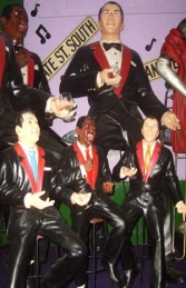 Rat Pack - Set of 3 figures 3ft (JR SETRP-3) - Thumbnail 01