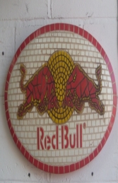 RB Mosaic Drink Sign (JR 2667)