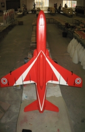 Red Arrow Plane (JR 0018) - Thumbnail 02