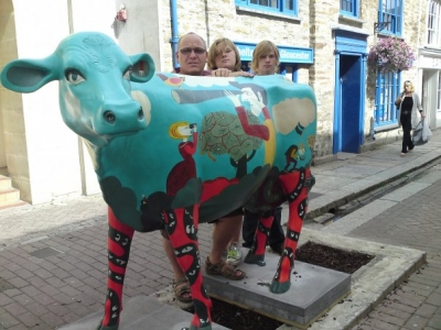 JACKS COWS - OUT ON DISPLAY