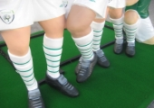 FOOTBALL PHOTOWALL - IRISH STRIP FOR AVIVA STADIUM 2010