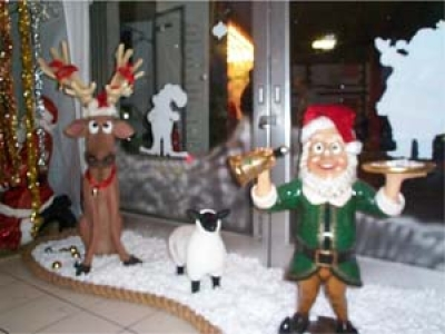 Christmas Grotto's and Display's