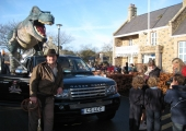 Our T Rex on Tour - Jersey 2011