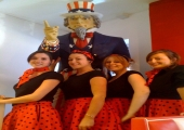 UNCLE SAM IN DEVON
