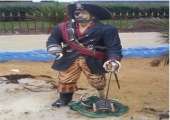 CAPTAIN HOOK PIRATE IN KENT