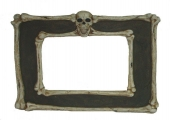 SKULL FRAME FOR MIRRORS OR PICTURES